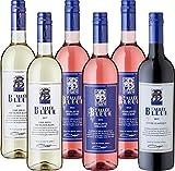 Weinpaket: 6er gemischt von Allee Bleue (6 x 0.75 l)
