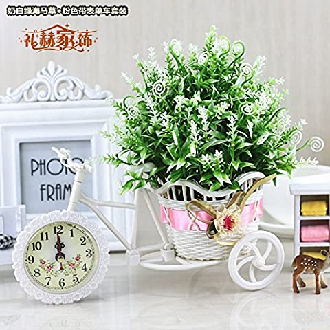 DADAO-Setup home decorations in the living room plastic artificial flowers