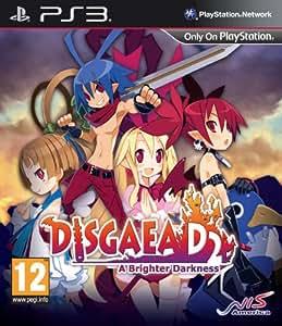 Disgaea D2: A Brighter Darkness (PS3)