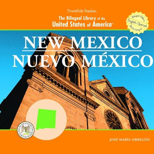 New Mexico/ Nuevo Mexico (The Bilingual Library of the United States of America) por Jose Maria Obregon