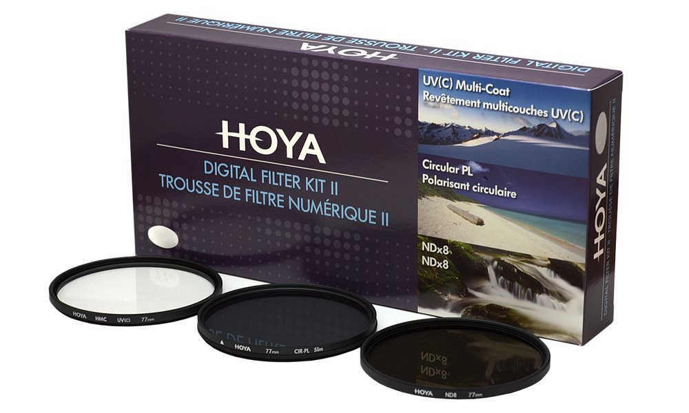 CPL Circular Polarizing Lens Filter Kit Gobe 58mm UV 1Peak