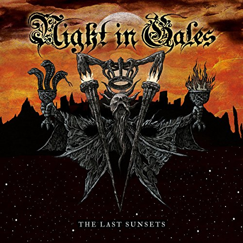 Night in Gales: The Last Sunsets (Audio CD)
