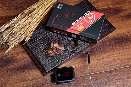 Zoom IMG-3 inkbird bluetooth termometro digitale barbecue