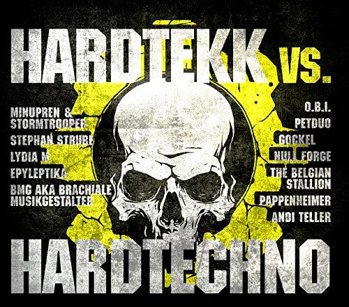 Hardtekk vs. Hardtechno