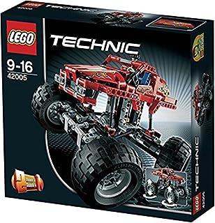 LEGO Technic 42005 - Monstertruck (B00B0IDBMK) | Amazon price tracker / tracking, Amazon price history charts, Amazon price watches, Amazon price drop alerts