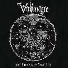 Fear Those Who Fear Him (Gatefold black LP+CD) [Vinyl LP]