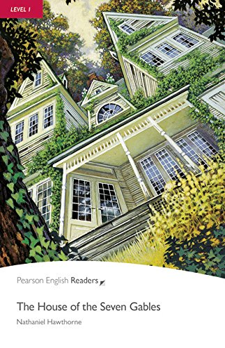 Penguin Readers 1: House of the Seven Gables Book & CD Pack: Level 1 (Pearson English Graded Readers) - 9781405878067