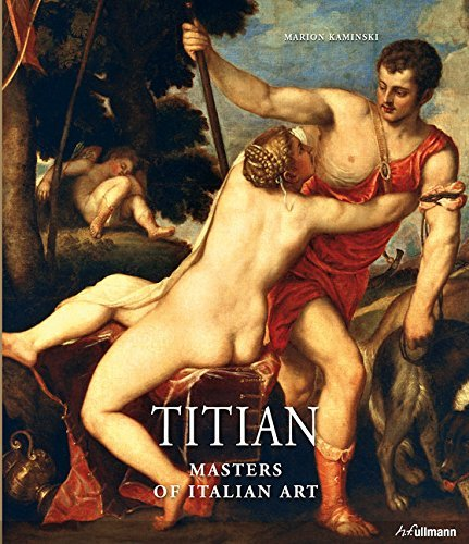 Masters Of Art: Titian (Masters of Italian Art) by Marion Kaminski (2013-09-15) thumbnail
