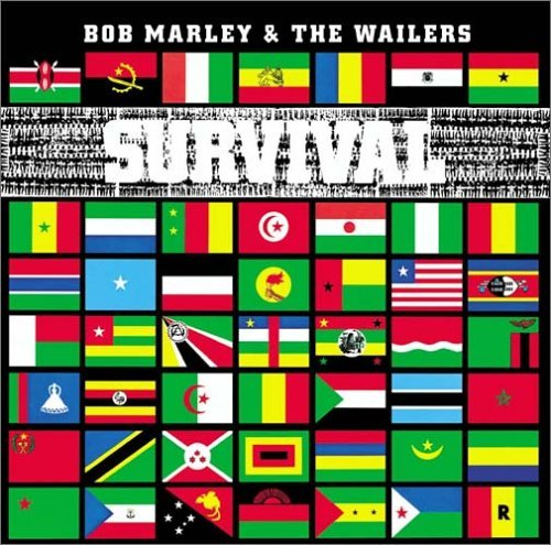 Survival by Bob Marley & The Wailers (2008-06-03)