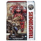 Hasbro C2404ES1 - Transformers Movie 5 Premier Voyager Scorn, Actionfigur