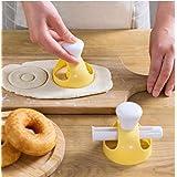 Bricolage Donut Maker gâteau Moule à Pain Cutter Outils de décoration de gâteau Maker Desserts Pâtisserie Articles de Cuisine