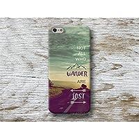 Fernweh Wanderlust Hülle Handyhülle für iPhone 4 4s 5 5se se 5C 5S 6 6s 7 Plus iPhone 8 Plus iPod 5 6