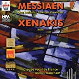 Messian : Cinq Rechants - Xenakis : Nuits