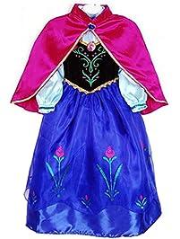 About Time Co - Vestido de Princesa para niña