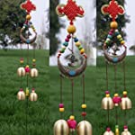 Sunfire Chinese Kont Wind Chime Outdo...