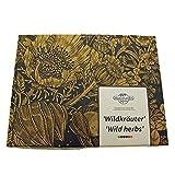Magic Garden Seeds Kit Cadeau de graines: 'Herbes Sauvages', 7 Herbes Sauvages médicinales et culinaires
