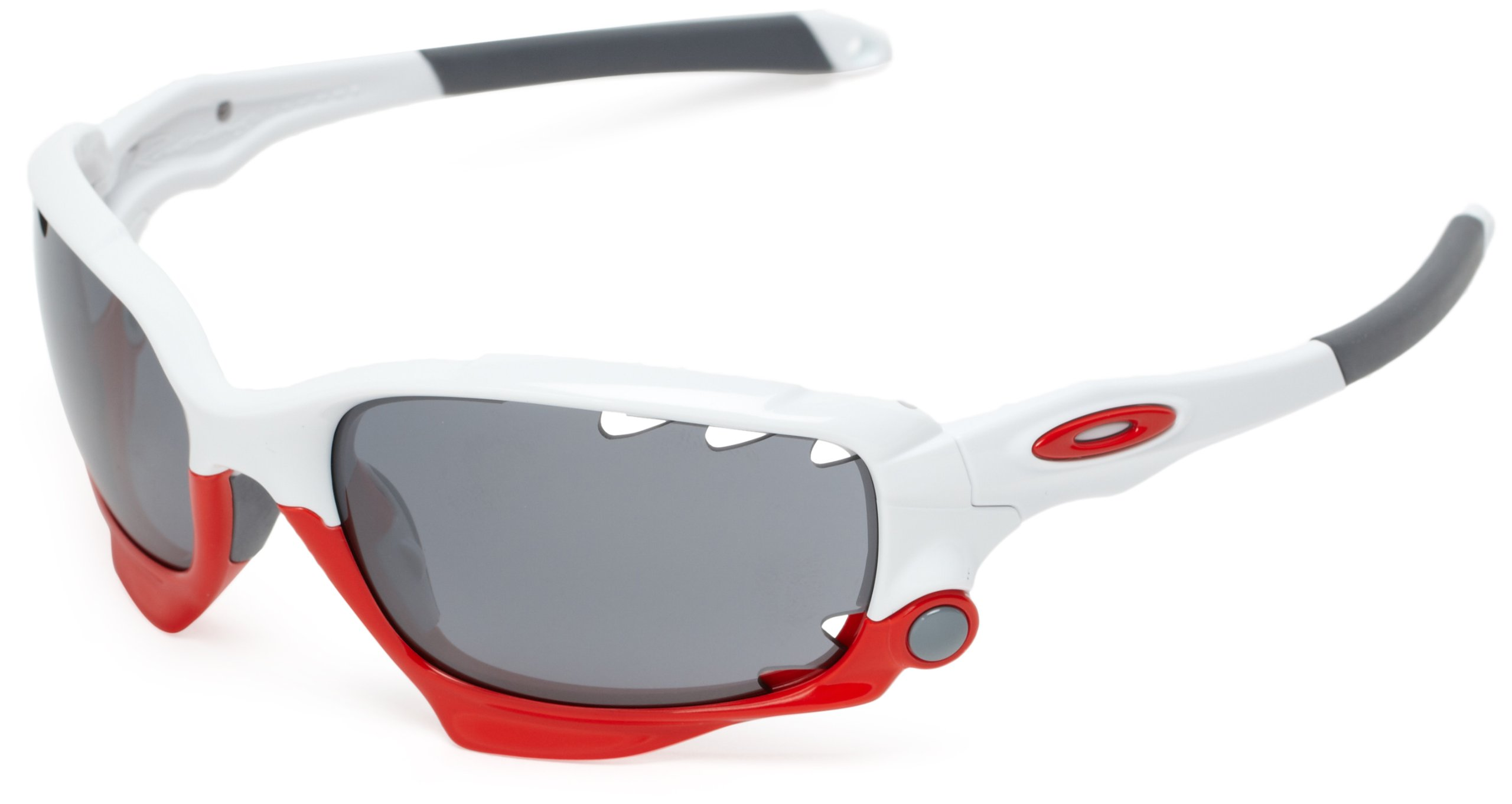Oakley Vented Racing Jacket Gafas de sol, Multicolor, 57 Unisex