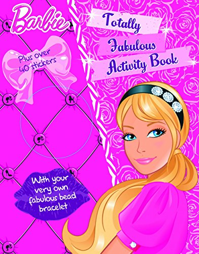 Barbie-Totally-Fabulous-Activity-Book