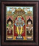 Exotic India Shri Krishna with Rukmini a...