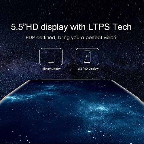 OUKITEL C8 4G Smartphone Pantalla de 5 5 pulgadas HD con LTPS Tech MT6737 C  mara Trasera de 1 3GHz de Cuatro N  cleos 13MP C  mara Frontal 5MP 2GB RA