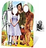 Fan Pack - Wizard of OZ Stand-In Emerald City Lifesize 2D Cardboard Standup / Cutout Plus 20x25cm Photo