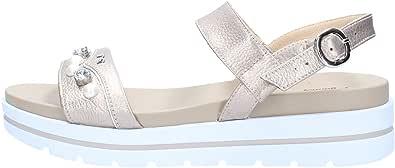 Nero Giardini Sandalo Donna MOD. P805854D Nut