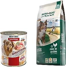Bewi Dog 25 kg Basic + 800 g Fleischkost