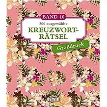 Kreuzworträtsel Deluxe Groß- Band 10