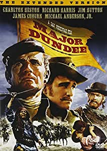 Major Dundee [Import USA Zone 1]