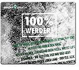 Bremen SV Werder Mauspad, Mousepad Speedlink - Plus Lesezeichen I Love