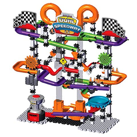 Learning Journey Racing Series Techno Gears Marble Mania Dual Speedway 2.0