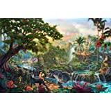 The Jungle Book by Thomas Kinkade Disney Dreams Canvas Multiple Sizes Available