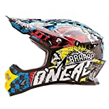 O'Neal 3 Series Wild Motocross Helm XS (53/54)