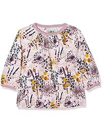 Phister & Philina Baby Girls' Ibi Flower Kleid Organic Dress