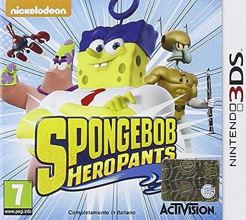 3DS SPONGEBOB HEROPANTS