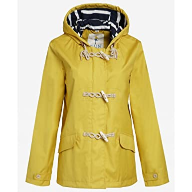 Seasalt Womens Seafolly Jacket In Mustard: Amazon.co.uk: Clothing