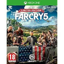 Far Cry 5 Limited Edition (Exclusive to Amazon.co.uk) (Xbox One)