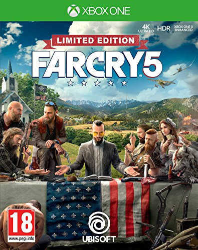 Far Cry 5 - Limited Edition [Esclusiva Amazon.it] - Xbox One