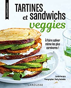 "Afficher ""Tartines et sandwichs veggies"""