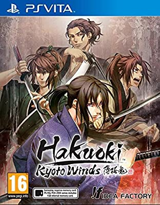 Hakuoki: Kyoto Winds (PlayStation Vita) by Idea Factory International