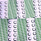 240 Pool Testtabletten von well2wellness® für die Chlor und pH-Wert Bestimmung - je 12 x 10 Stück