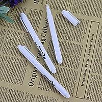 Gankmachine 3Pcs White Liquid Chalk Pen For Children Blackboard
