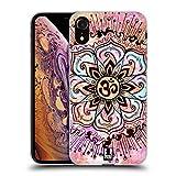 Head Case Designs Rose Éclaboussent Om Étui Coque en Gel Molle pour iPhone XR