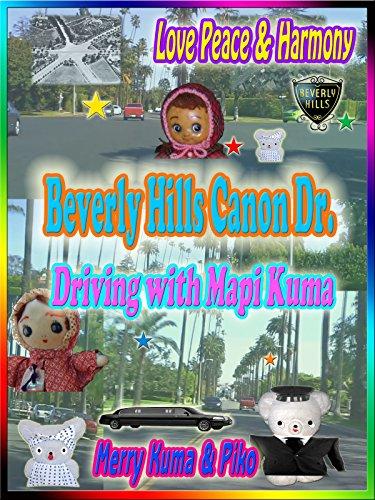 Clip: Beverly Hills Cañon Dr. Driving with Mapi Kuma [OV]