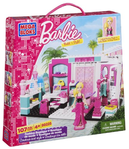 Mega Bloks Barbie 80225 Boutique