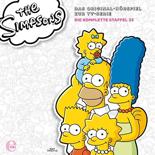 die-simpsons-das-original-horspiel-zur-tv-serie-die-simpsons-komplette-staffel-23