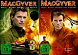 MacGyver - Staffel 3+4 (10 DVDs)