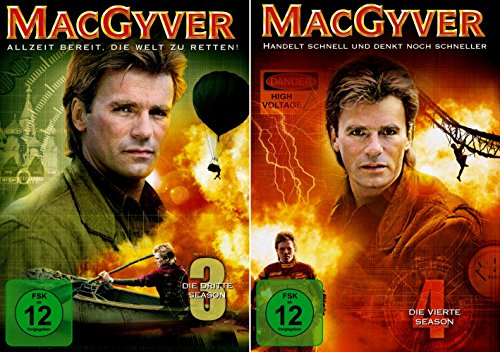 Staffel 3+4 (10 DVDs)