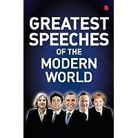 Greatest Speeches of the Modern World
