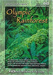 Olympic Rainforest: Living Landscapes [DVD] [Region 1] [US Import] [NTSC]